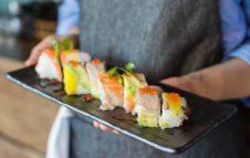 Japs! Sushi Class: corso interattivo di sushi con la chef giapponese Akane Douchi