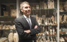 """Il Museo Egizio non si ferma: il direttore Christian Greco racconta la """"Tomba di Ramose"""""""