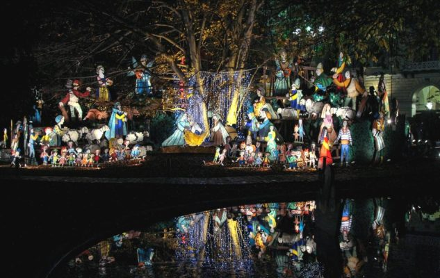Natale a Torino 2020: il presepe di Emanuele Luzzati
