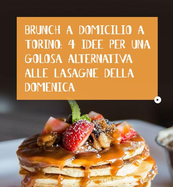 Torino Brunch Domicilio