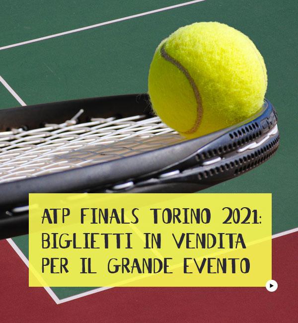 ATP Finals Torino 2021