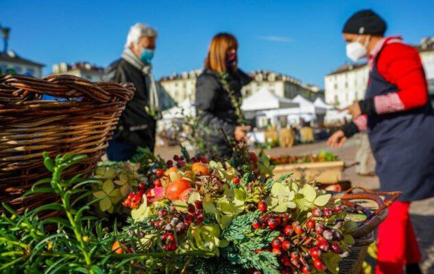 """AgriFlor: in Piazza Vittorio il primo """"appuntamento floreale"""" dell'anno"""