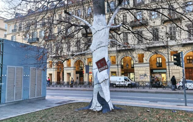 """Giorno della Memoria 2021: a Torino un """"Albero"""" per non dimenticare"""