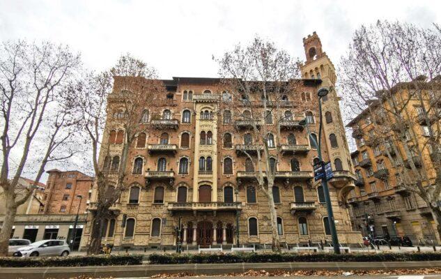 Casa Draghi Torino