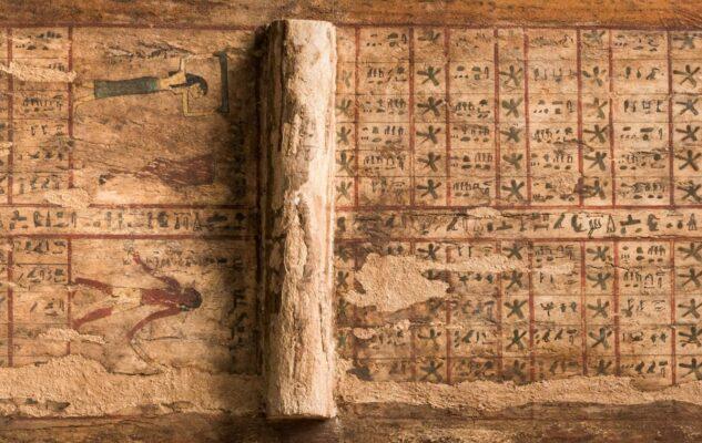 """Conferenza Egittologica del Museo Egizio """"Ritorni celesti nel firmamento d'Egitto"""""""
