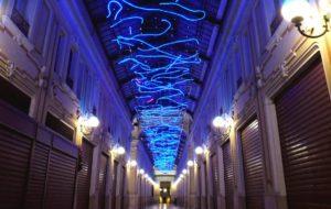 Le Luci d'Artista di Torino non si spengono: accensione prorogata