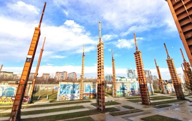 """Il Parco Dora di Torino: uno spazio verde postindustriale in stile """"berlinese"""""""