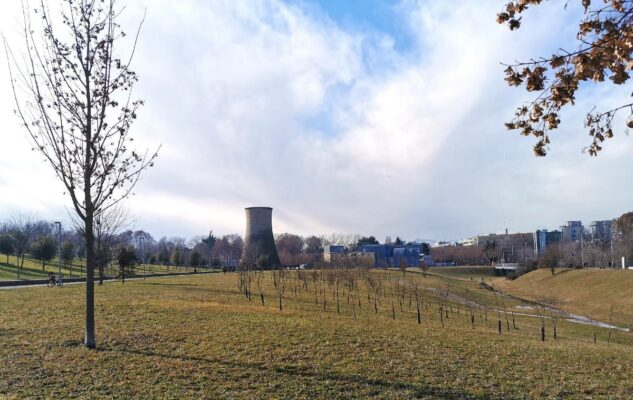 parco dora torre evaporativa