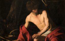Caravaggio ai Musei Reali: a Torino il capolavoro dalle Gallerie Nazionali di Arte Antica di Roma
