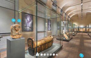 """Nuovo """"Virtual Tour"""" del Museo Egizio di Torino: visita virtuale alla scoperta di antichi tesori"""