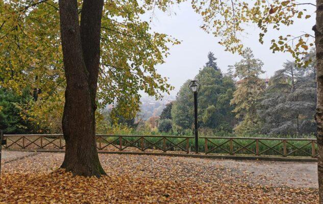 Parco Leopardi Torino panorama