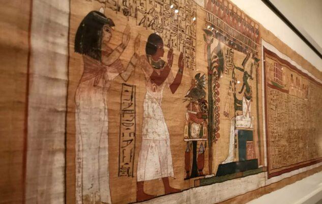 Il Museo Egizio di Torino riapre con un nuovo progetto espositivo (info e regole per l'ingresso)