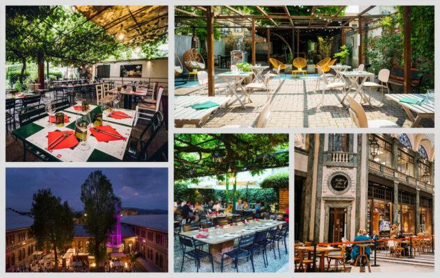 Ristoranti all'aperto a Torino: 15 locali da non perdere tra giardini, rooftop e dehors