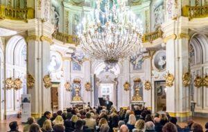 Lirica e Musical a Corte a Stupinigi: sei spettacoli nel Salone d'Onore della Palazzina