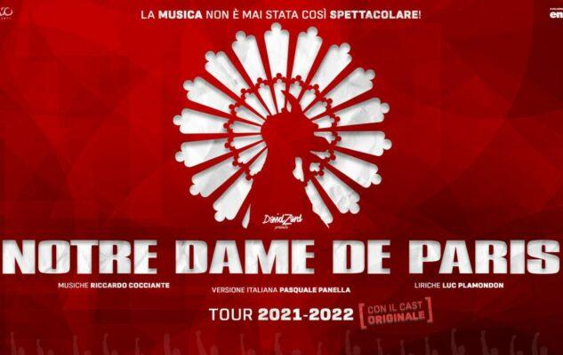 Notre Dame Paris Musical Torino 2021