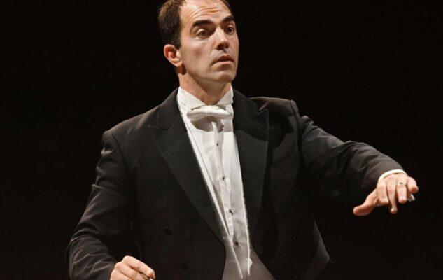 Rani Calderon dirige l'Orchestra del Teatro Regio