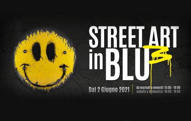 street art in blu torino 2021