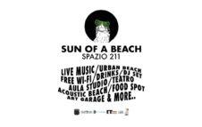 Sun of a Beach 2021: lo Spazio 211 riapre con la programmazione estiva