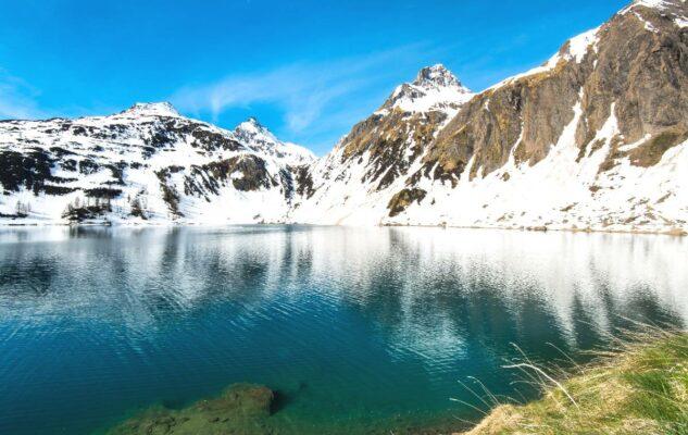 lago morasco val formazza Piemonte