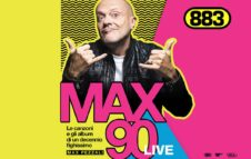 Max Pezzali allo Stupinigi Sonic Park 2021: data e biglietti