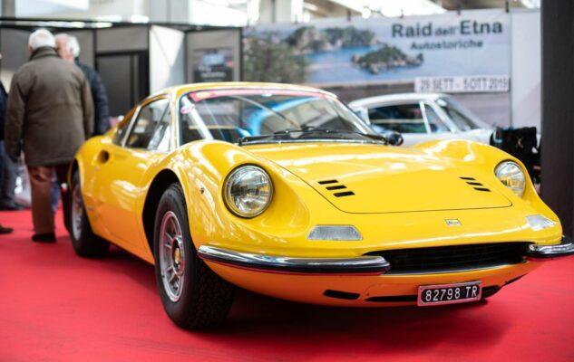 Automotoretrò e Automotoracing 2022 a Torino