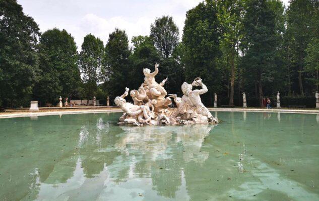 Fontana Tritoni Torino
