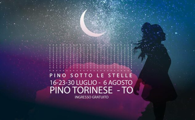 Pino Sotto Le Stelle: cinema e musica per tutti al Planetario