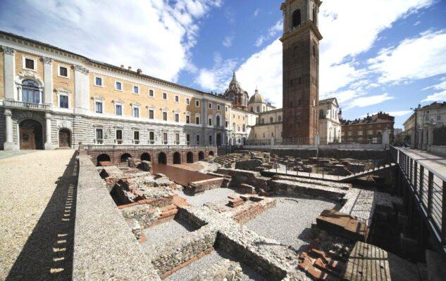 Teatro Romano Musei Reali Torino