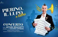 """Arturo Brachetti arriva in Piemonte con il concerto """"Pierino, il lupo e l'altro"""""""