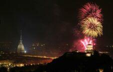 Capodanno 2022 a Torino