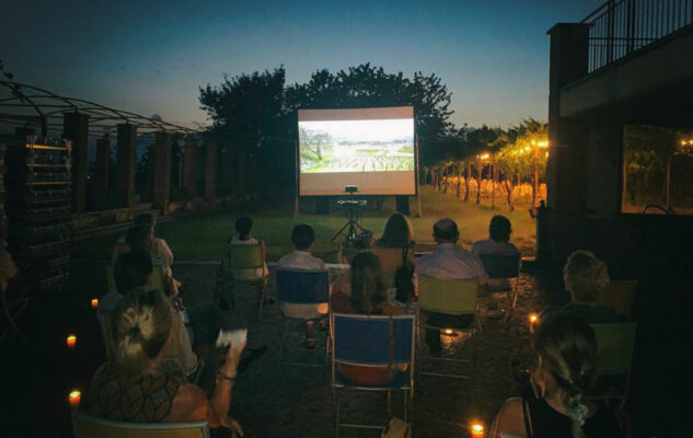 Cinema cantina film Torino