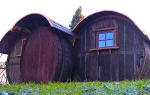 Dormire in una botte di vino in Piemonte: un'esperienza unica nel cuore del Monferrato