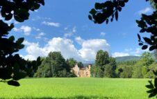 Ferragosto al Castello di Miradolo: caccia al tesoro, picnic e visite alla mostra