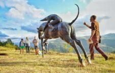 Festival Colline d'Arte: natura, scultura e musica nel magico scenario del Parco Quarelli