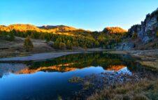 Lago Nero Cesana