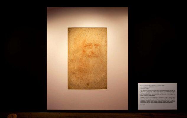 A tu per tu con Leonardo: i 13 disegni e il Codice sul volo degli uccelli in mostra per pochi giorni