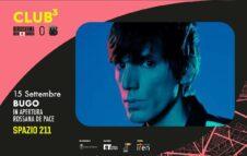 Bugo in concerto allo Spazio 211 di Torino