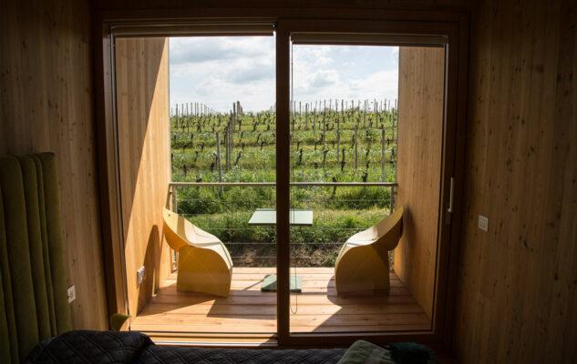 Camere con Vigna in Piemonte: dormire immersi nei vigneti del Monferrato