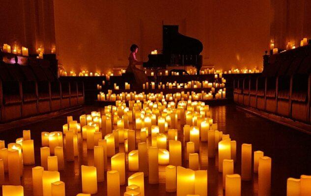 Candlelight: concerto a lume di candela con le musiche di Ludovico Einaudi