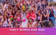 Fancy Women Bike Ride: arriva a Torino la pedalata più bella e colorata del mondo