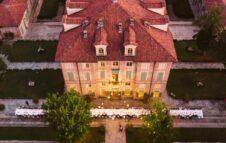 La Grande Soirée: Ballo e Royal Dinner in abiti del '700 in una magica villa alle porte di Torino