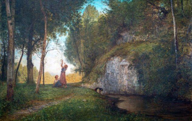 """Una infinita bellezza: a Venaria in mostra il """"Paesaggio in Italia"""" dalla pittura romantica a oggi"""