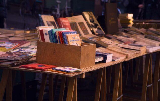 Il Libro Ritrovato – mercato di libri antichi a Torino