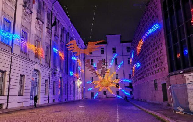 Luci Artista Torino 2021