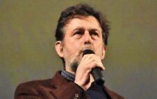 """Nanni Moretti al Cinema Massimo presenta il suo ultimo film """"Tre piani"""""""