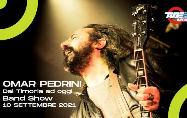 Omar Pedrini in concerto allo Spazio 211 di Torino