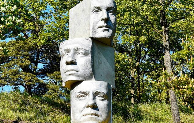 Parco d'Arte Quarelli: il grande museo all'aperto immerso nelle colline del Piemonte