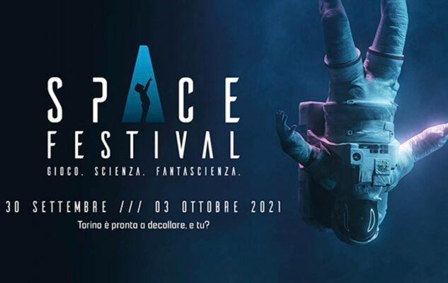 Space Festival 2021 al Planetario di Torino: gioco, scienza e fantascienza