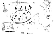 Gaia a Torino nel 2022: data e biglietti del concerto all'Hiroshima