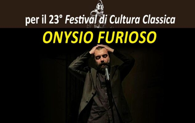 Onysio Furioso: al Teatro Erba la prima opera di Laurent Gaudé